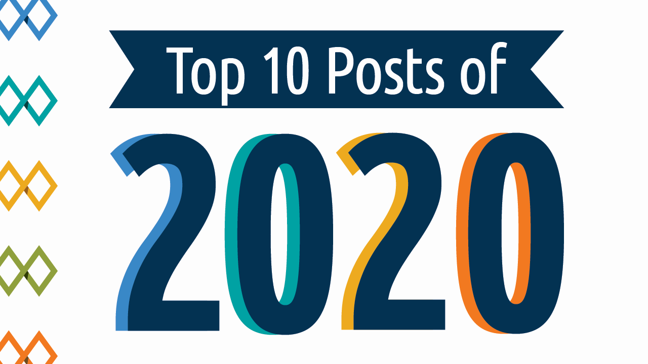 Top 10 posts of 2020.